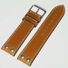 Di Modell Ikarus Bronceado / marrón Correa De Reloj 20 mm / 22mm / 24 Mm / 26mm (D8 Bronceado)
