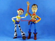 Cake Topper Disney Toy Story Figure Display Decor Model Woody Jessie A366-A367