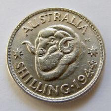 1944 AUSTRALIAN SHILLING. PRE DECIMAL COIN