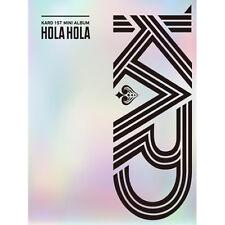 K-pop KARD - Hola Hola (1st Mini Album) (KARD01MN)