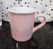 Bride Mug Pink Coffee Cup Engagement Tea Cup Big Day NEW*