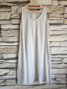 cocon.commerz PRIVATSACHEN HERRLICHT Kleid in A-Linie in natur Gr. 2 - Lagenlook