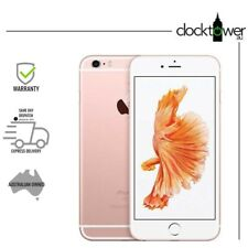 Apple iPhone 6S Plus 64GB Rose Gold A1687 Unlocked Great Condition Warranty