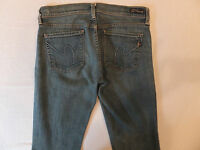 Citizens of Humanity Kelly 001 Low Waist Bootcut 26 x 34 Stretch Women's Jeans