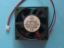 1 pcs Brushless DC Cooling Fan 5V 6020S 7 Blades 60x60x20mm Sleeve-bearing 2pin