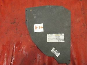 Austin Healey 3000, 100/6, New Trunk Gas Filler Trim Panel, !!