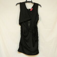 Pompous Girly Sexy Dress Mini Length Size Large See description