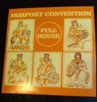 *NEW* CD Album Fairport Convention - Full House (Mini LP Style Card Case)