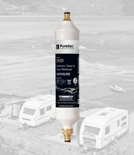 Puretec CR20 Inline Caravan/RV Water Filter Kit