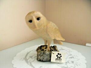 ARDEN SCULPTURES BARN OWL FIGURINE