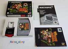 Nintendo 64 N64 - Donkey Kong - PAL - FAH