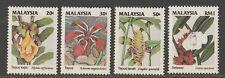 Wild flowers Series II  2.8.1993 4V MNH  # E 78