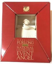 Margaret Furlong 1999 National Celebration Event Angel - Nesting Quail