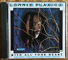 Lonnie Plaxico - With All Your Heart CD Muse Recs