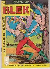 BLEK N° 70  ETAT NEUF