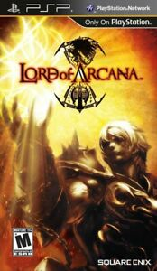 Lord Of Arcana  PSP Game