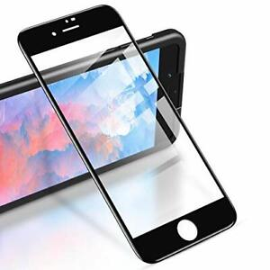 2X Full Coverage Tempered Glass Screen Protector Film for iPhone 5 6 7 8 Plus SE