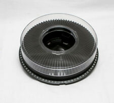 AP Round Slide Tray To Fit Kodak Holds 80 Slides With Lid