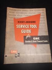 Vintage Kent-Moore Service Tool Guide Manual!