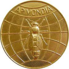 g421 Greece 1979 Apimondia 27th International Apiculture Congress Bee Medal RRR