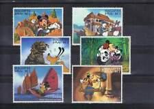 Serie Disney postfris MNH Maldives: Goofy, Pluto, Mickey (dis132)