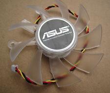 75mm R128015SH 3Pin Fan for VGA Video Card Asus 3850 4850 9400 9500 9600 9800GT