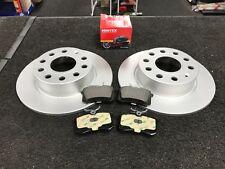 Audi A3 1.9 TDi 12//01-11//03 Front Rear Brake Discs+Pads