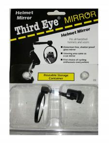 NEW Original Third Eye HELMET MIRROR from USA 12 grams