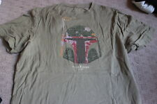 MEN'S CLOTHING MARC ECKO CUT & SEW BOBA FETT VERY RARE LIMITED EDITION T-SHIRT M