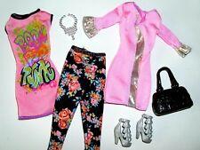 %***Barbie Fashionistas Kleidung,Kleid,Shirt,Hose,Schuhe,Tasche,Schmuck***%
