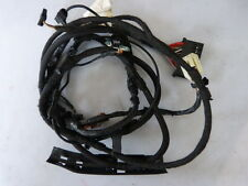 Porsche 981 Boxster Mazo de cables Cubierta Aprovechar izquierda 98161286500