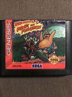Sega Genesis Toejam and Earl Panic On Funkotron (Sega Genesis) ✅Cleaned ✅Tested