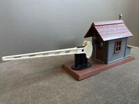 Vintage Plasticville 1816 Watchman's Shanty Kit Model Train Railroad RR