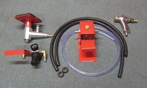 Sand Blast Conversion Kit Cabinet Foot Operated Blasting Gun Pedal Press Blaster