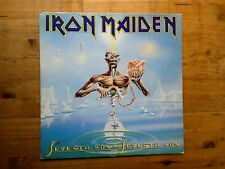 Iron Maiden Seventh Son Of A A3/B3 1st Press Excellent Vinyl Record EMD 1006