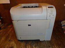 HP Laserjet P4014n P4014 Laser printer *REFURBISHED  warranty count 40,050