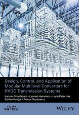 DESIGN, CONTROL, AND APPLICATION OF MODULAR MULTILEVEL CONVERTERS FOR HVDC TRANS