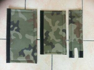 Oldschool BMX Pad Set Camouflage Handmade ...!!!