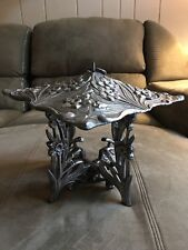 Whitehall Products Cast Aluminum Footed/Hanging Candleholder 2002