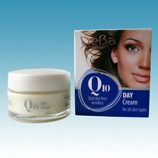 DAY FACE CREAM Q10 grape-seed oil Anti Ageing ANTI WRINKLE Pro-Retinol Vitamin E