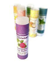 Raspberry Lip Balm ~ All Natural & Handmade in the Usa 4.2g