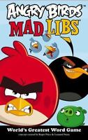 Angry Birds Mad Libs: By Roger Price, Leonard Stern