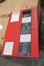 SILENT KNIGHT Fire Alarm Control Panel 5207 COMMUNICATOR