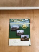 Railroad book Southern Railway in Color by Cheney & Sweetland Pre-Owned