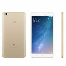 Android Gold Xiaomi Mi Max Mobile Phones