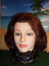 MANNEQUIN WOMAN HEAD FOR HAIR SALON OR DISPLAYING PURPOSES