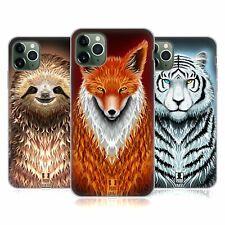 HEAD CASE DESIGNS FURRY ANIMALS GEL CASE FOR APPLE iPHONE PHONES