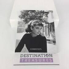 Christie's Auction-House Audrey Hepburn Estate Catalogue