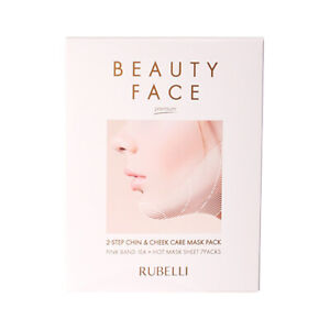 [RUBELLI] Beauty Face Premium Refill 1Pack (7pcs) / (Refill only)