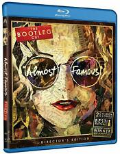 Almost Famous (Blu Ray) / RocketMan (Digital Only) 2 Movie Combo w/ Slipcover